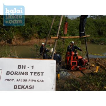Jasa Soil Test Balaiiklan Com