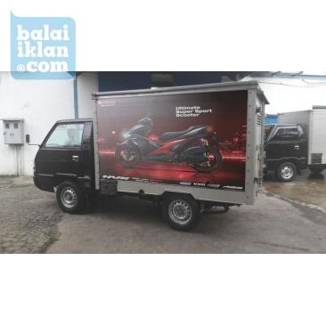 Pasang Stiker Branding Mobil Box L300 Di Medan Balaiiklan Com