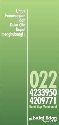 Hotline Pemasangan Duka Cita 022-4233950 / 022-4209771
